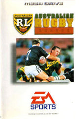 Australian Rugby League Box Art