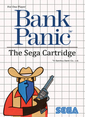 Bank Panic Box Art