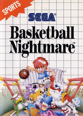 Basketball Nightmare Box Art