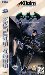 Batman Forever: The Arcade Game Box Art