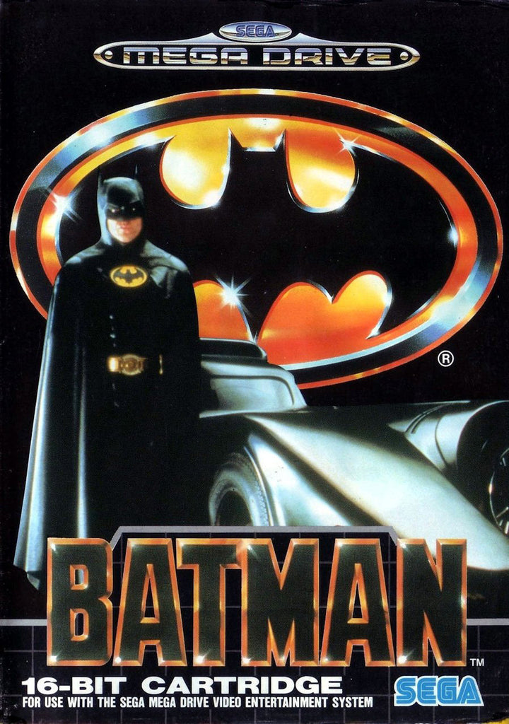 Batman Box Art