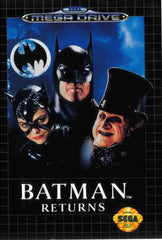 Batman Returns Box Art