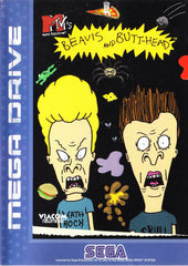 Beavis and Butt-head Box Art