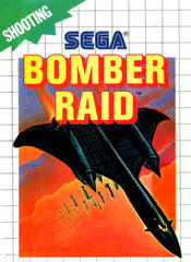 Bomber Raid Box Art