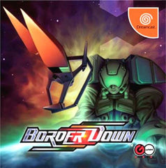 Border Down Box Art