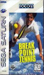 Break Point Tennis Box Art