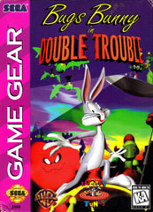 Bugs Bunny in Double Trouble Box Art