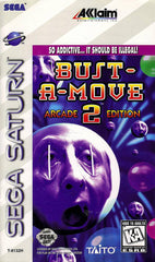 Bust-A-Move 2: Arcade Edition Box Art