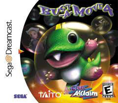 Bust-A-Move 4 Box Art