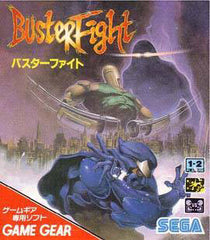 Buster Fight Box Art