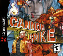 Cannon Spike Box Art