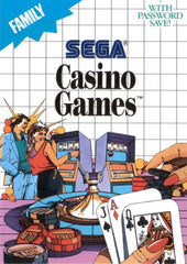 Casino Games Box Art