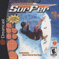Championship Surfer Box Art
