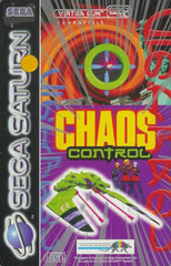 Chaos Control Box Art