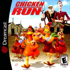 Chicken Run Box Art