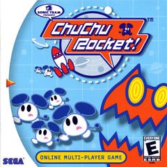 ChuChu Rocket! Box Art