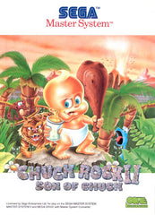 Chuck Rock II: Son of Chuck Box Art