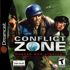 Conflict Zone Box Art