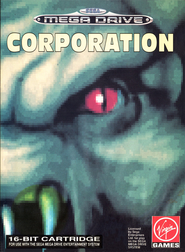 Corporation Box Art