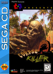Corpse Killer Box Art