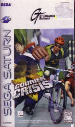 Courier Crisis Box Art