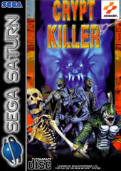 Crypt Killer Box Art