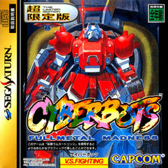 Cyberbots: Full Metal Madness Box Art