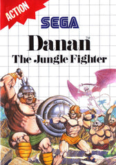 Danan: The Jungle Fighter Box Art