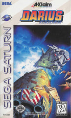 Darius Gaiden Box Art