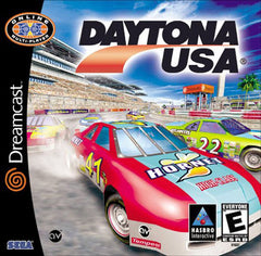 Daytona USA Box Art