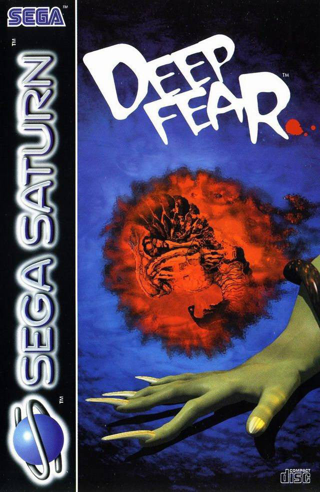 Deep Fear Box Art