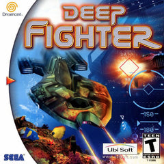 Deep Fighter Box Art
