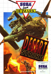 Desert Strike Box Art