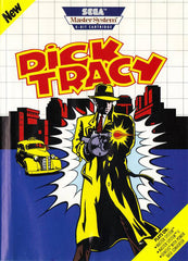 Dick Tracy Box Art