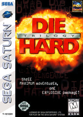 Die Hard Trilogy Box Art