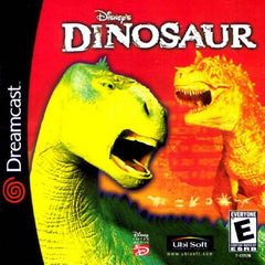 Disney's Dinosaur Box Art