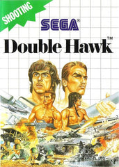 Double Hawk Box Art