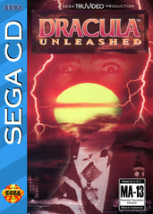 Dracula Unleashed Box Art