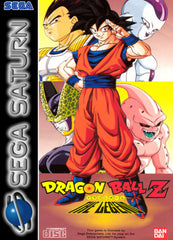 Dragon Ball Z Legends Box Art