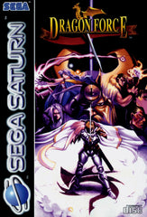 Dragon Force Box Art