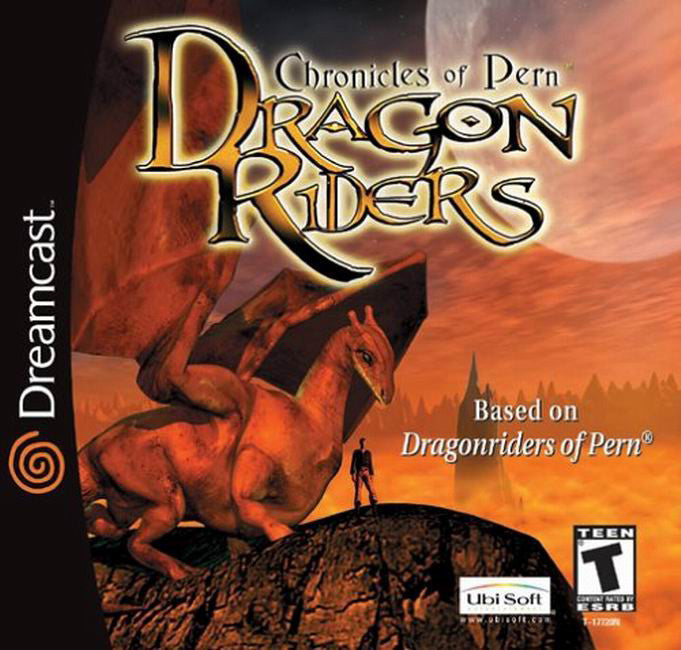 Dragon Riders: Chronicles of Pern Box Art