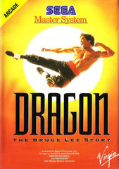 Dragon: The Bruce Lee Story Box Art