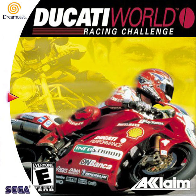 Ducati World: Racing Challenge Box Art