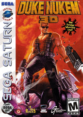 Duke Nukem 3D Box Art