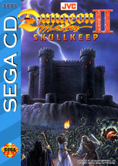 Dungeon Master II: Skullkeep Box Art