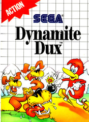 Dynamite Dux Box Art