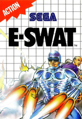 E-SWAT Box Art