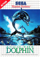 Ecco the Dolphin Box Art