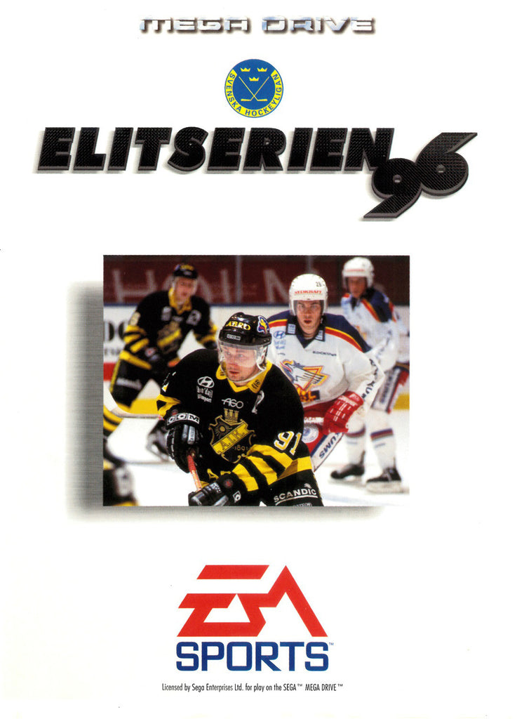 Elitserien 96 Box Art