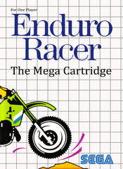 Enduro Racer Box Art